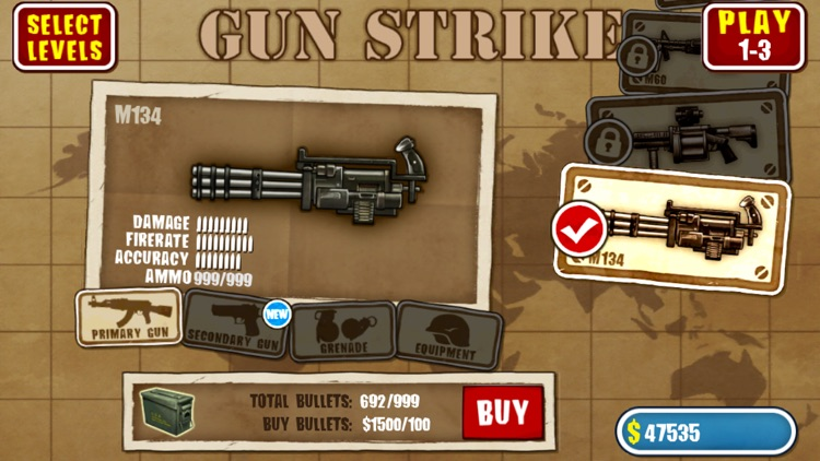 火線突擊 Gun Strike screenshot-4