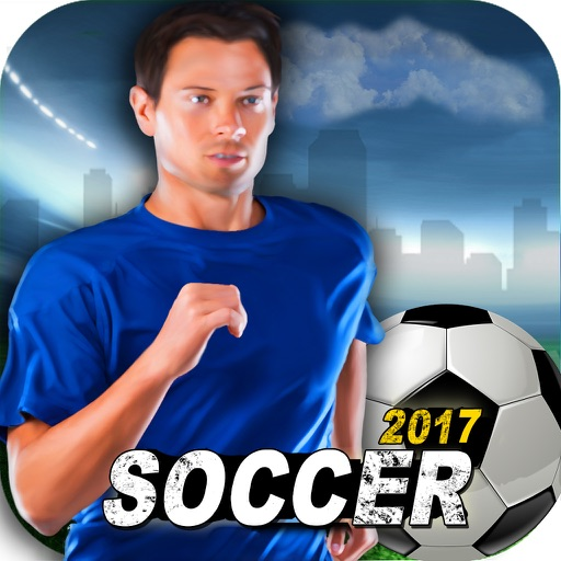 Soccer 2017 Run - New Soccer arcade runner game 3D