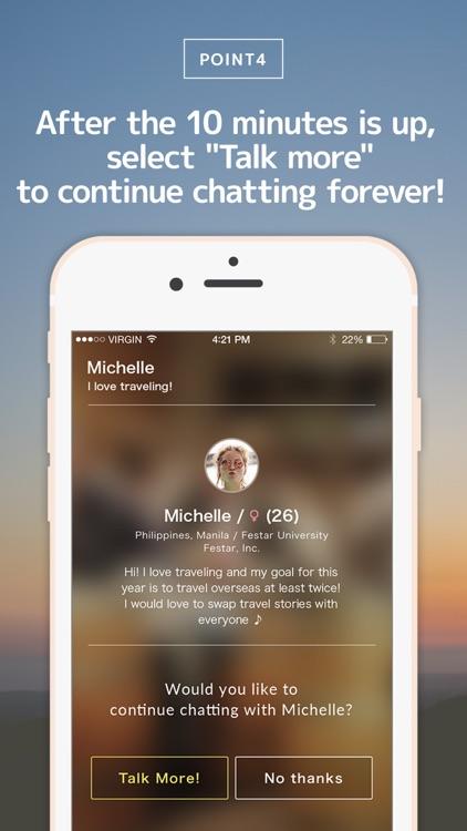 Festar - 10 min Chat & Dating - Meet New Friends screenshot-4