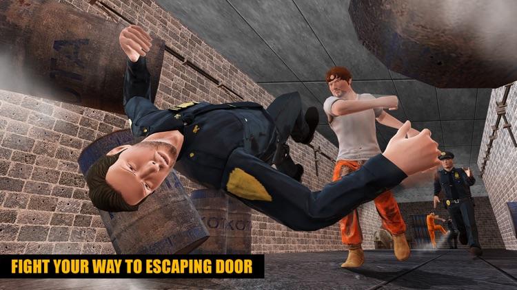 Prison Escape Criminal Squad