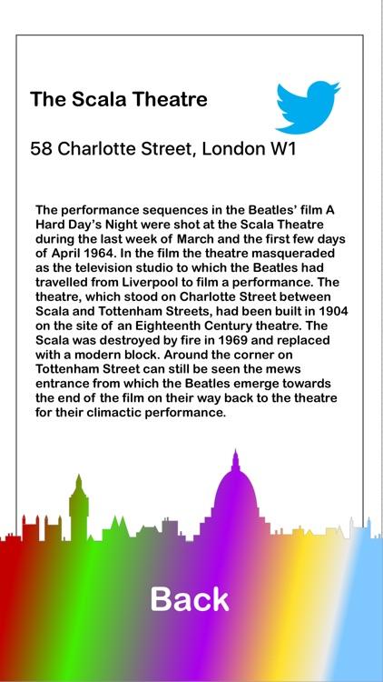 MapVille London – Beatles Edition
