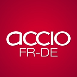 French-German Dictionary from Accio