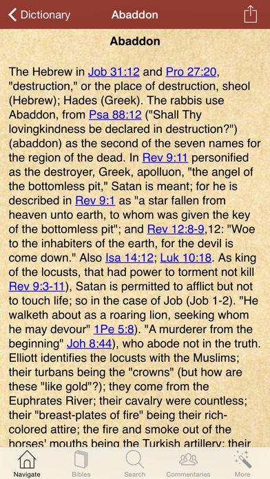 4001 聖書の研究と解説付き聖書辞典のおすすめ画像3