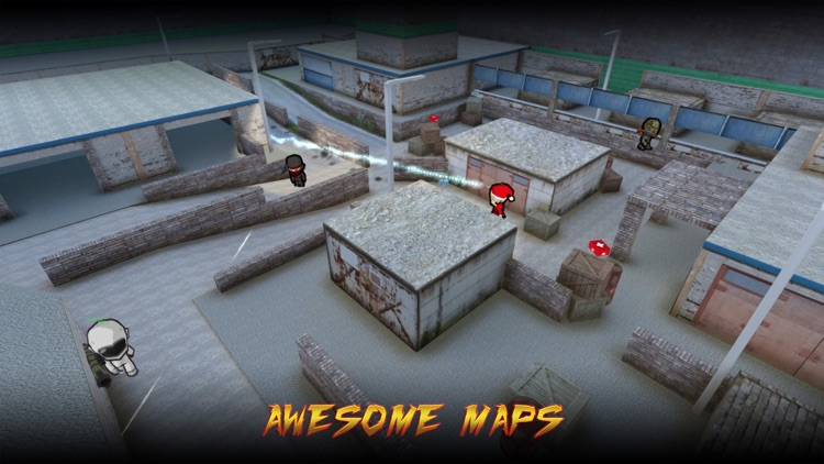 Frenzy Arena - Online FPS screenshot-4