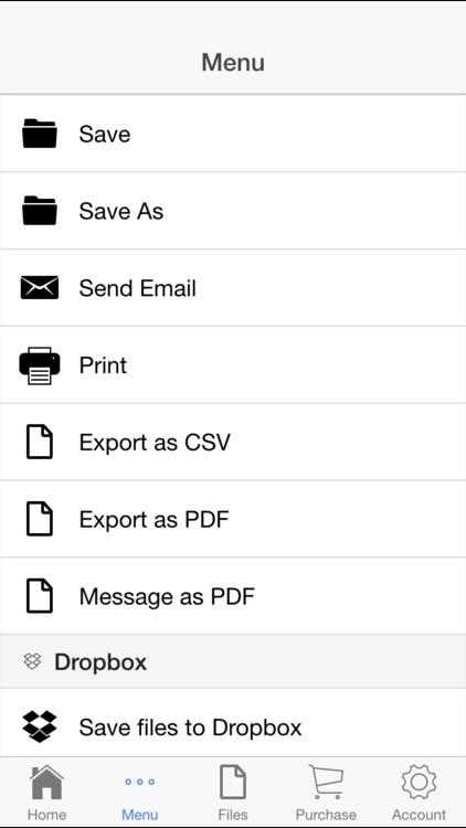 Customer Log screenshot-3