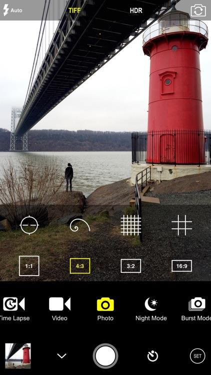 ProCam 4 - Manual Camera + RAW app image
