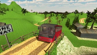 オフロード 観光 バス 運転 トランスポート シミュレータのおすすめ画像2