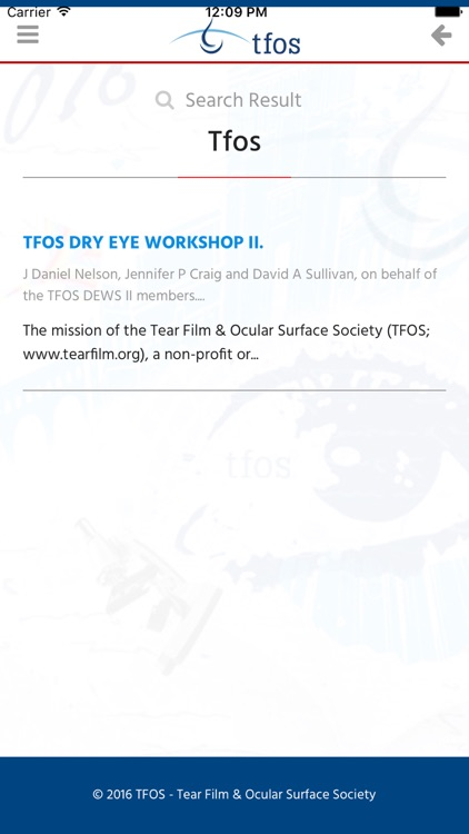 TFOS 2016  Abstract Book screenshot-3