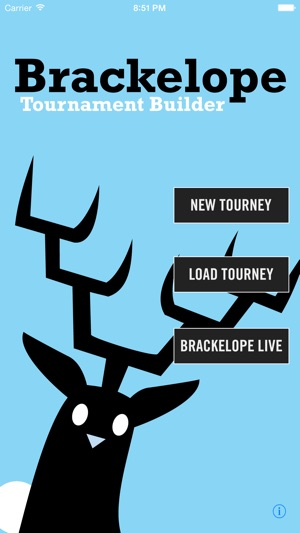 Brackelope: Tournament Builder on the App Store