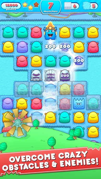 Monster Mania screenshot-1
