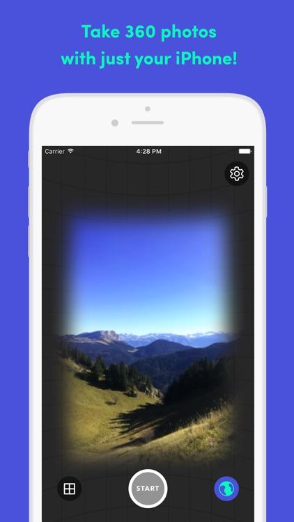 FOV - 360 photos & immersive panorama sharing screenshot-0
