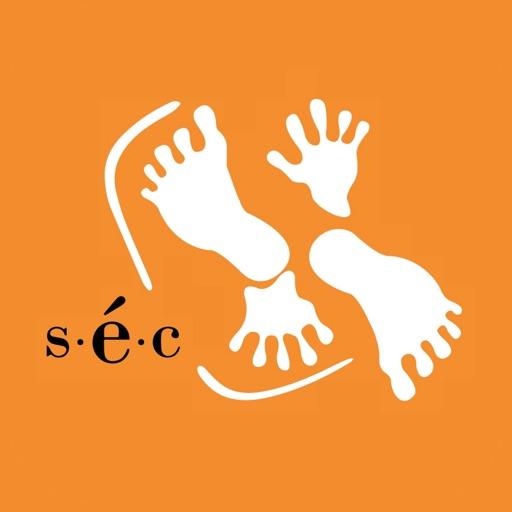 S.E.C. application logo
