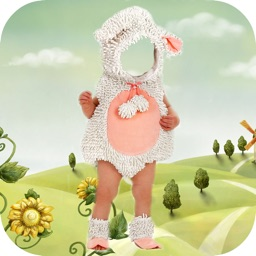 Kids Animal Costumes Montage