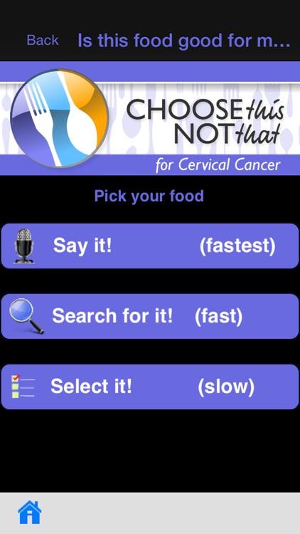 Cervical Cancer screenshot-3