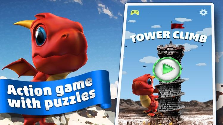 Dragon Climb - Spiral Tower Quest Legend Adventure screenshot-3
