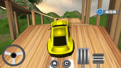 Car Platform Drive 3D 2