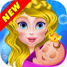 Activities of Newborn Baby- games for girls