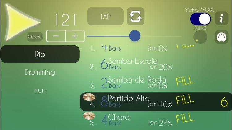 Brazilian Drum Machine screenshot-3