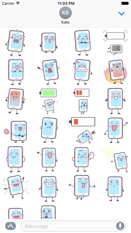 Phone Stickers