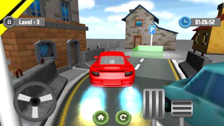 Parking Real Skills 3D screenshot-4