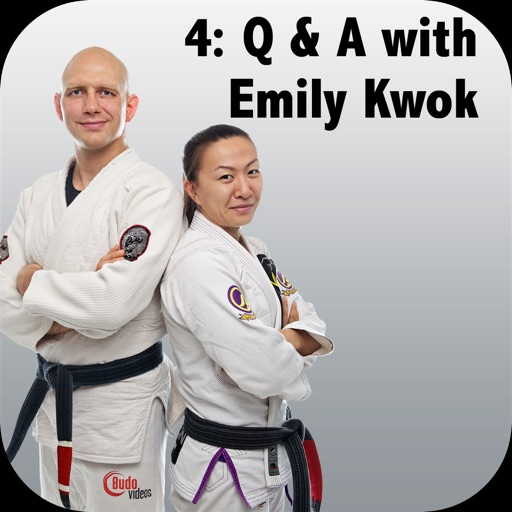 BJJ Q & A with Black Belt Emily Kwok, Bigstrong 4