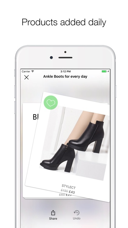 Stylect - Find your Perfect Shoes! screenshot-3
