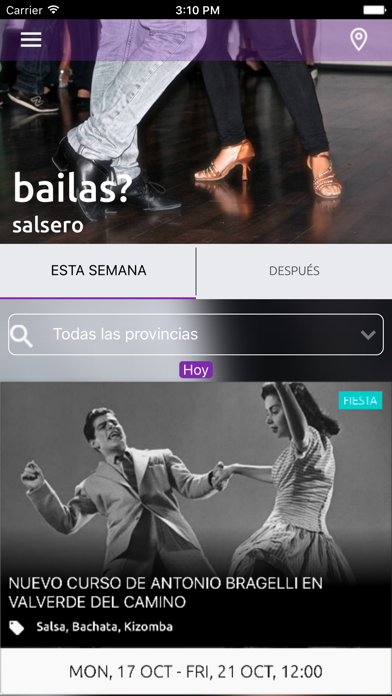 salsero screenshot three