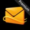 Hotmail Premium is a paid and completely ads-free version of the mail for Hotmail app