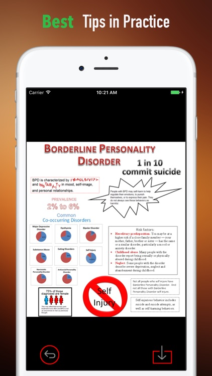 Borderline Personality Disorder (BPD)Self Help screenshot-3