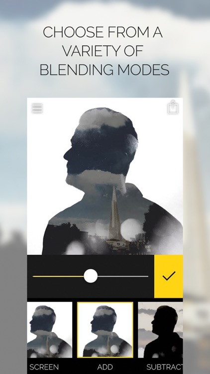 Fused Photo Editor & Double Exposure Video Blender