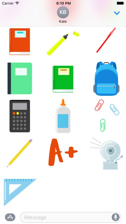 Super Stickies: Back to School