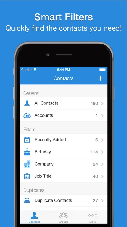 Mail 2 Group - Quickly Email Your Contacts screenshot-4