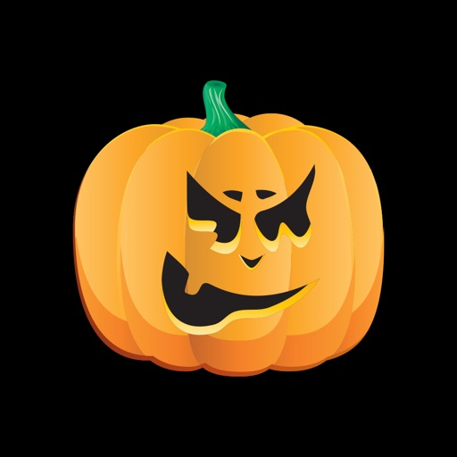 Pumpkin Message Stickers