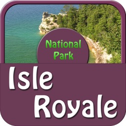 Isle Royale National Park Offline Travel Guide