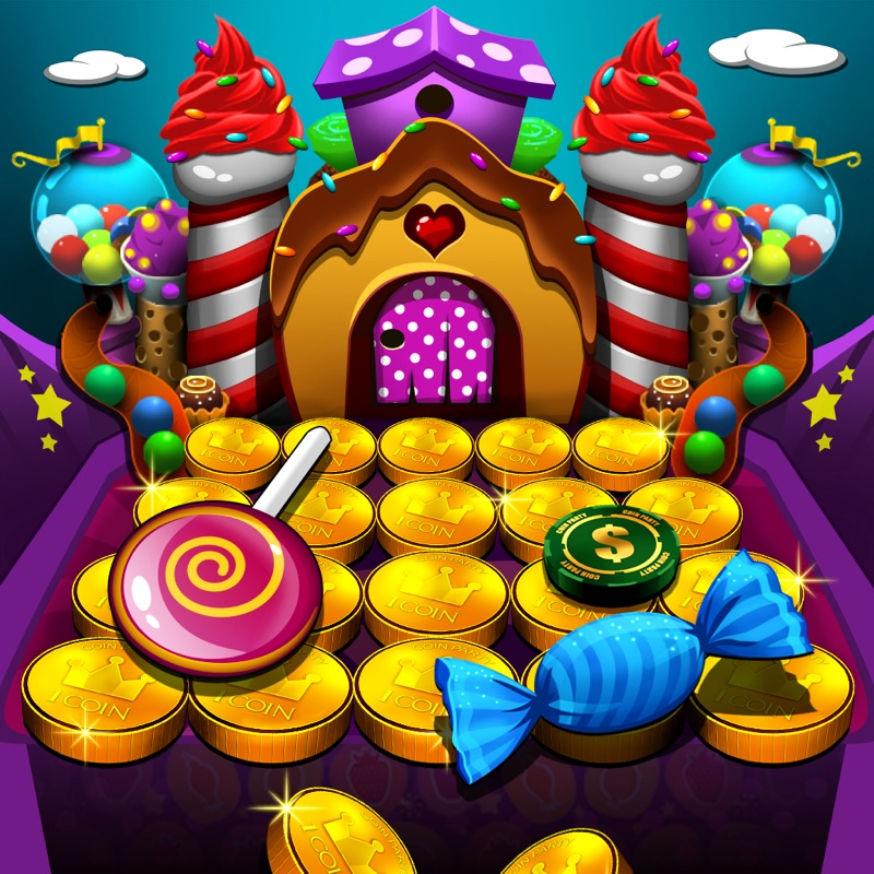 Candy Party: Coin Carnival Dozer Hack Tool