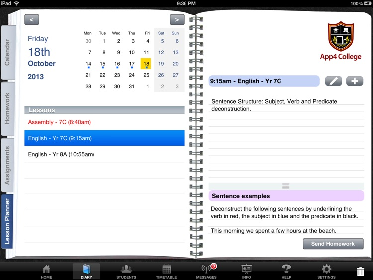 App4 Teachers screenshot-2