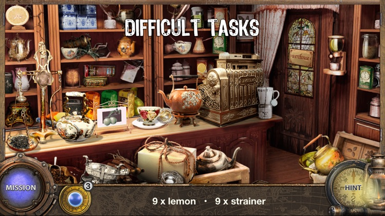 Around The World in 80 Days - Hidden Object Games