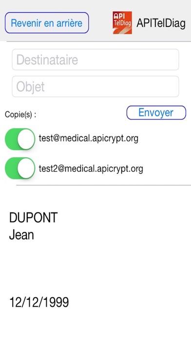 Screenshot #2 pour APITelDiag