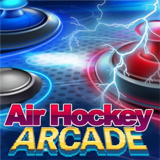 Air hockey arcade - Avoid the knights