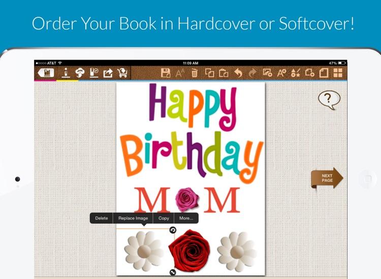 bookPress - Best Book Creator for Print Books screenshot-3