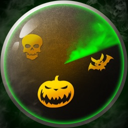Radar Halloween Pumpkin Joke