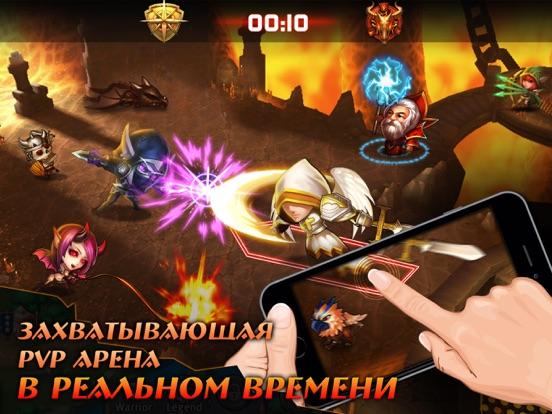 Heroes Tactics: PvP-стратегическая игра на iPad