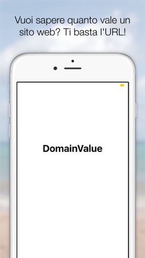 DomainValue Screenshot