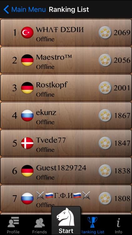 Chess Multiplayer screenshot-4