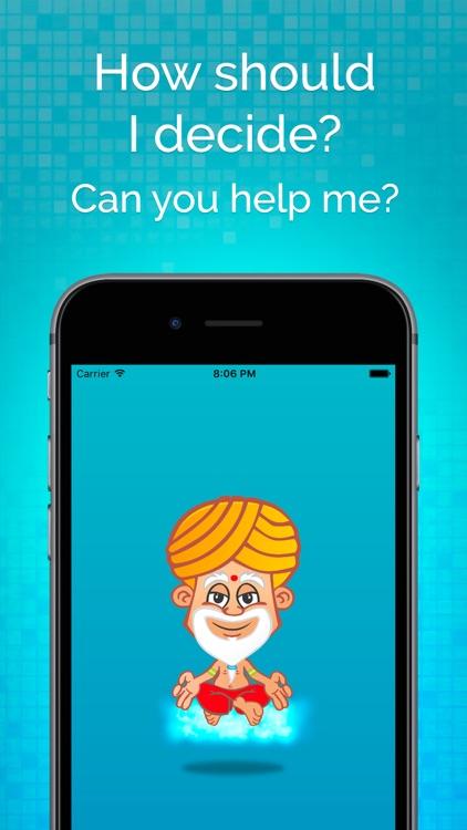 Yes/No Questions Guru screenshot-0