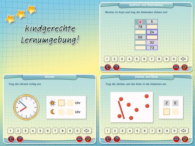 Lernerfolg Grundschule: Mathe, Deutsch & Englisch im App Store
