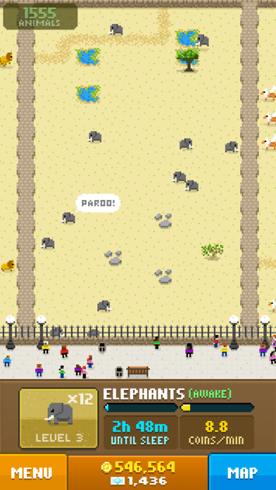 Disco Zoo ScreenShot1