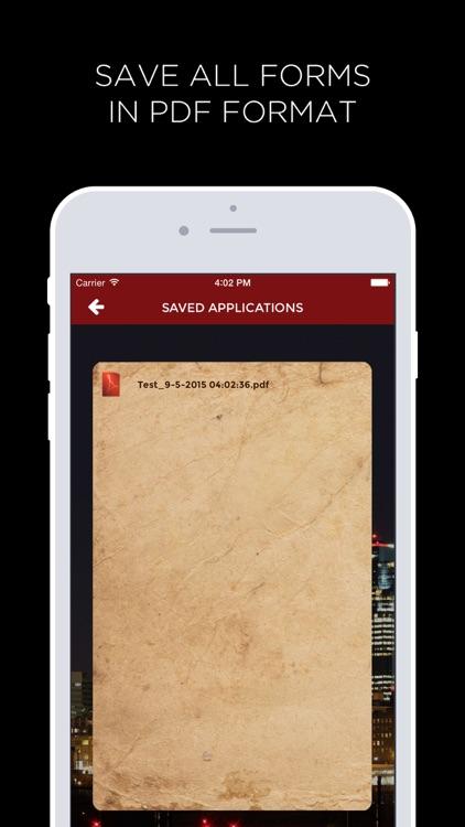 Lease App Pro - Create Digital Real Estate Forms screenshot-3