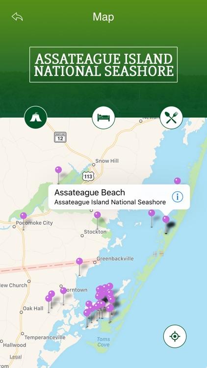Assateague Island National Seashore Travel Guide screenshot-3