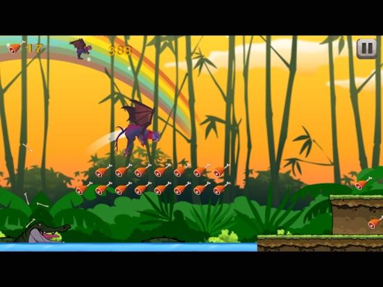 Super monster run adventures in monkey jungle-ipad-0